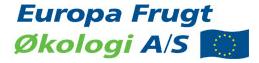 Europafrugt logo