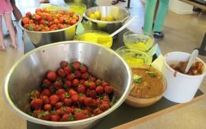 The food-foodselection
