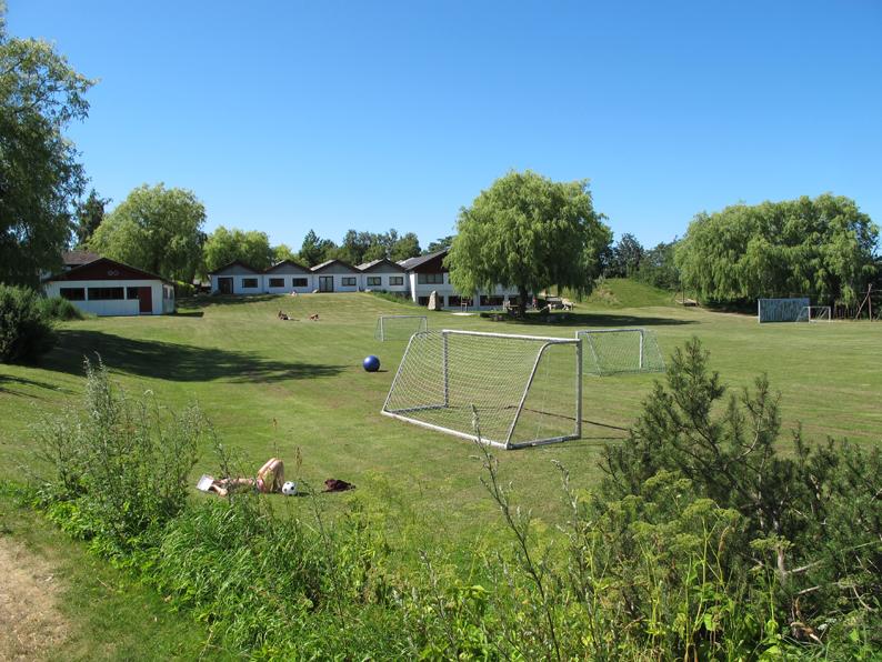 The location-soccerfield