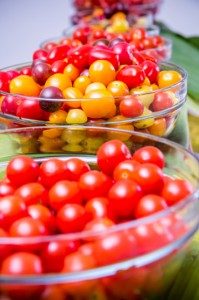 The food-tomatoes