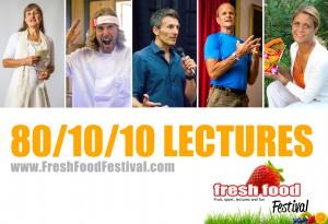 Fresh Food Festival speakers 2016