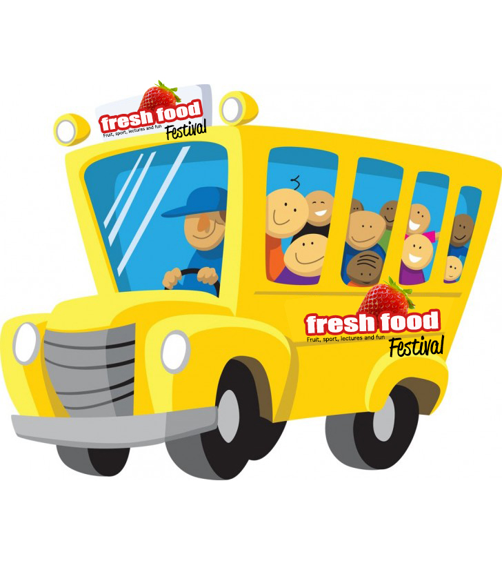 Festival mini bus