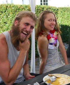 Felix og Dorotka beskåret