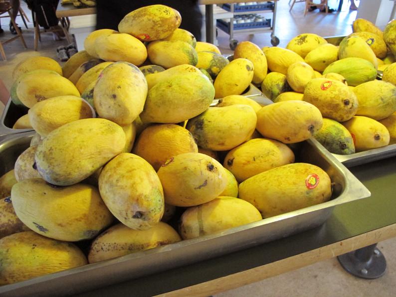 The food-mangos
