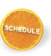 Orange Schedule